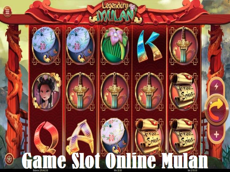 Game Slot Online Mulan